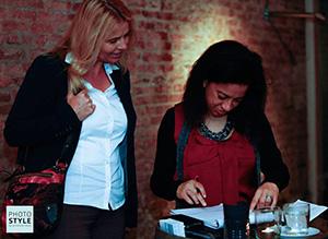 Ladies Business Club Hestia event Jolanda van Henningen