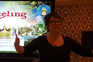 Jolanda Mulder - Ladies Business Club Hestia event 11 oktober 2016